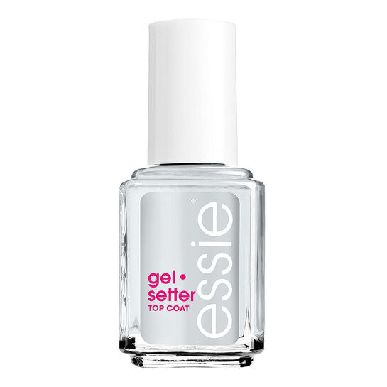 Essie Nail Care Treatment Essentials 13.5ml Choose from 14 Essie Nail Treatments[Gel Setter Shine Top Coat]
