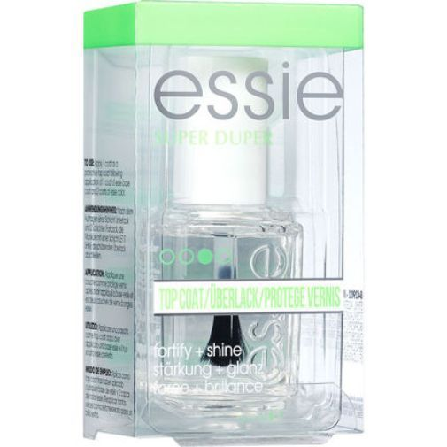 Essie Nail Care Treatment Essentials 13.5ml Choose from 14 Essie Nail Treatments[Super Duper Top Coat]