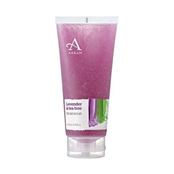 Formulas by Arran Lavender & Tea Tree Facial Scrub 200ml