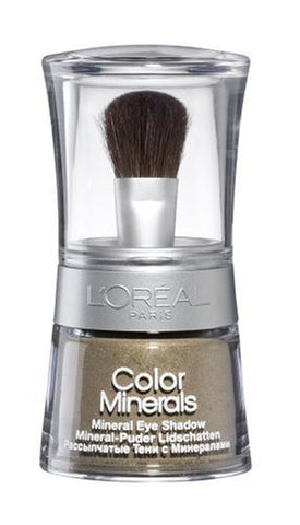 L'Oreal Color Minerals 08 Golden Olive Eye Shadow