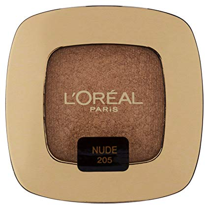 L'Oreal Color Riche L'Ombre Pure Eyeshadow Choose From 14 Shades[205 Nude Sable Lame]