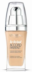 L'Oreal Le Teint Accord Parfait True Match Base - Sable N5