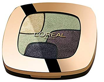 L'Oreal Paris Color Riche Les Ombres Quad Eyeshadow[Tresors Caches P2]