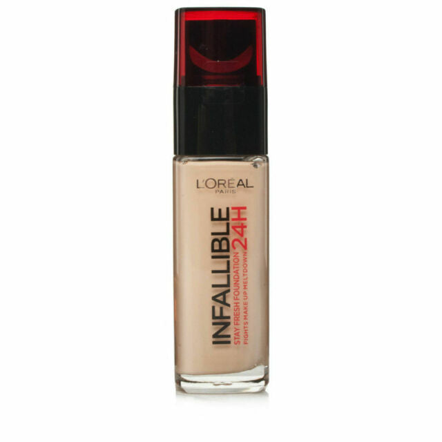 L'Oreal Paris Infallible Stay Fresh 24H Foundation - 220 Sand 30ml