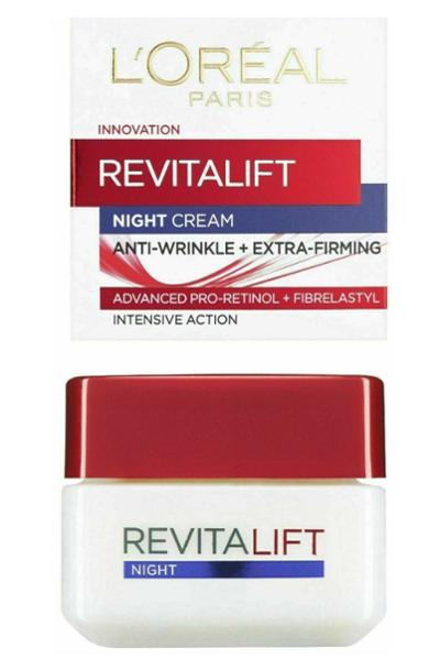 L'Oreal Revitalift Night Cream Anti-Wrinkle + Extra Firming 50ml