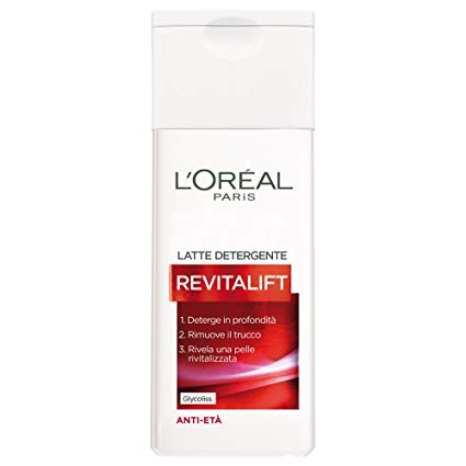 L' Oreal Revitalift rich latte detergente 200 ml