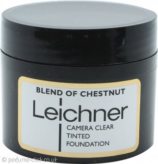 Leichner Camera Clear Tinted Foundation Pot Chestnut 30 ml