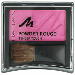 Manhattan Powder Rouge Tender Touch Blusher Choose From 6 Shades[Purple Me On 39P]