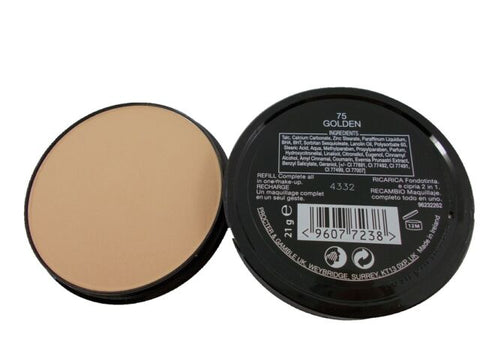 Max Factor Ellen Betrix Bronzing Powder - Golden