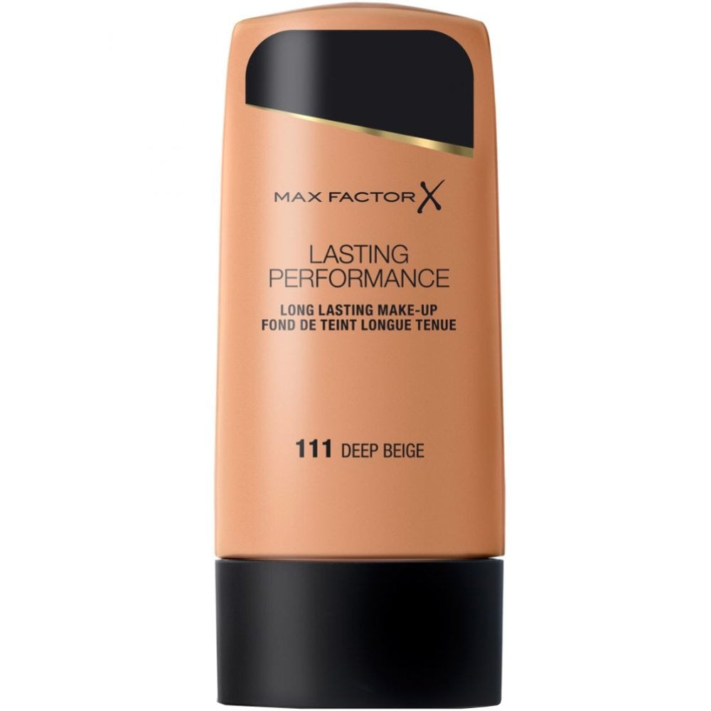 Max Factor Lasting Performance Foundation Choose from 4 shades[Deep Beige 111]