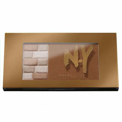 Maybelline Face Studio Bricks Bronzer Palette Choose Blondes or Brunettes[Brunettes 02]