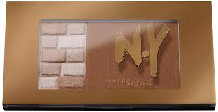 Maybelline New York Bricks Bronzer Brunette, 1er Pack (1 x 46 g)