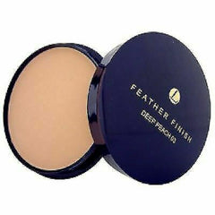 Mayfair Feather Finish 03 Deep Peach Shade Face Powder Twist Lid Refill