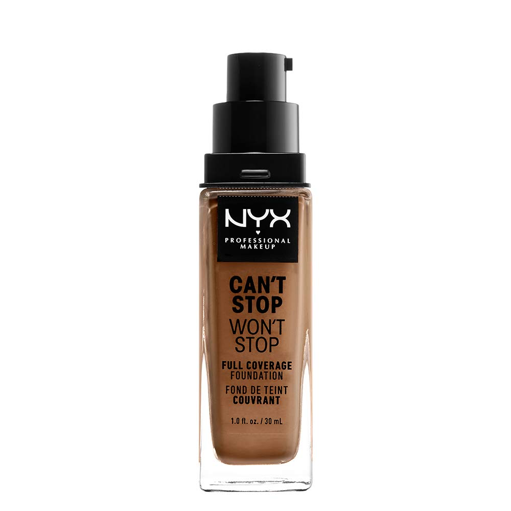 NYX CAN'T STOP WON'T STOP FULL COVERAGE FOUNDATION (Mahogany)