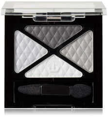 RIMMEL LONDON Glam Eye Shadow Quad - Smokey Noir