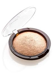 RIMMEL SUNSHIMMER ALL OVER GLITTER BAKED BRONZING POWDER 7.6g - 001 SUMMER MOOD