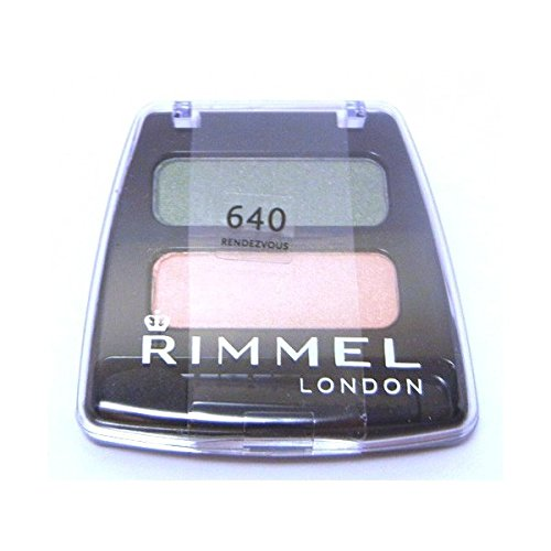 Rimmel Colour Rush Duo Eyeshadow - 640 Rendezvous