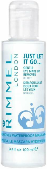 Rimmel Just Let It Go - Gentle Eye Make Up Remover 100ml