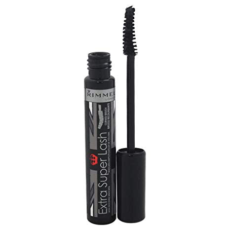 Rimmel London Extra Super Lash, 8 ml - Curved Brush