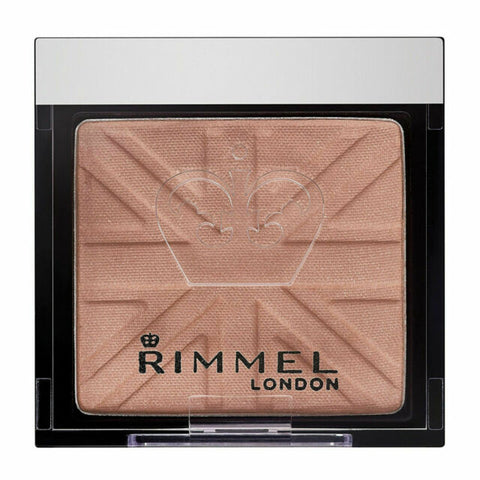 Rimmel London Lasting Finish Soft Colour Blush, 1 Santa Rose, 4 g