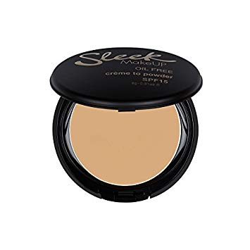 Sleek Make Up Crème To Powder Foundation Calico 9g