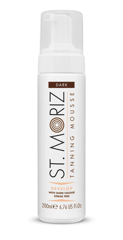 St Moriz Instant Self Tanning Mousse 200ml Medium or Dark[Dark]