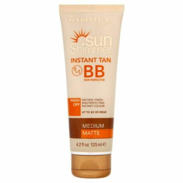 Sunshimmer Instant Tan 9-in-1 BB Perfector - Medium Matte