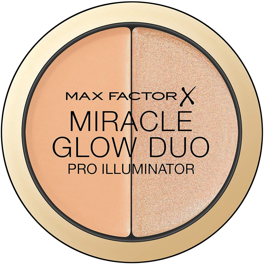Max Factor Miracle Glow Duo Pro Illuminator Medium