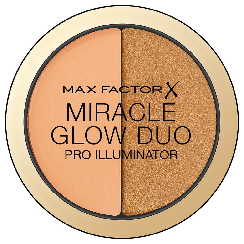 Max Factor Miracle Glow Duo Pro Illuminator Deep