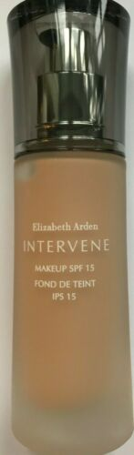 Elizabeth Arden Intervene Make Up 30ml Unboxed in Soft Cream 04 or Soft Cameo 06[Soft Cream 04]