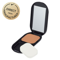 Max Factor Facefinity Compact Make-up Caramel 10 - Puder Foundation für ein mattes Finish - 1 x 10 g