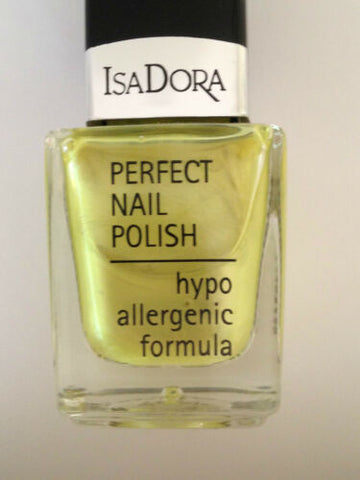 Isa Dora Perfect Nail Polish choose from 16 shades[Lime 113]