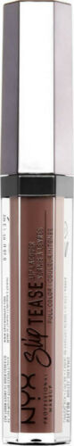 NYX Professional Makeup Slip Tease Full Color Lip Lacquer - Let's Get Physical 3ml