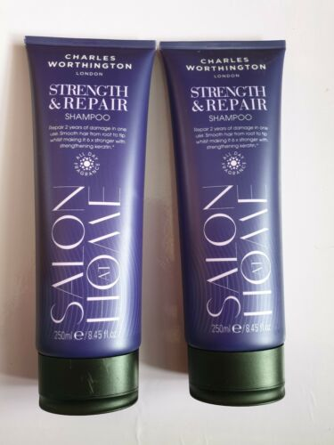 Charles Worthington Salon at Home Curl Definer Conditioner 250ml x 1 Piece