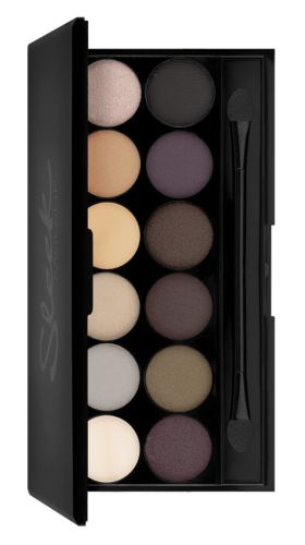 Echt Sleek Make-up i Divine Lidschatten Paletten - Supreme