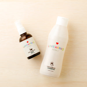 らぶわんこ  CHILL&RELAX  SHAMPOO & MIST  SET (¥500 off)