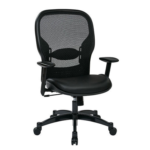 2400E Classic Eco-Leather Executive Task Chair