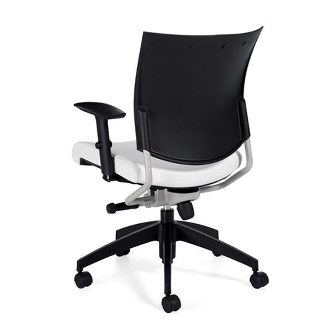 Graphic Ergo Task Chair with Nylon Back