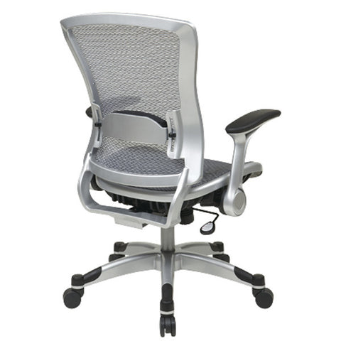 All Mesh Flip Arm Ergonomic Task Chair