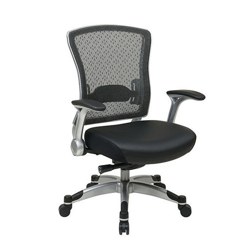 Flip Arm Ergonomic Executive Chair