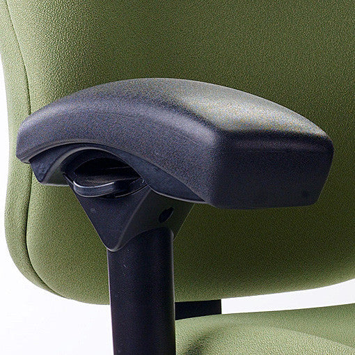 Standard 4-Arm Systems, Supplied with Backcare Basics J2507 Ergonomic Task Chairs