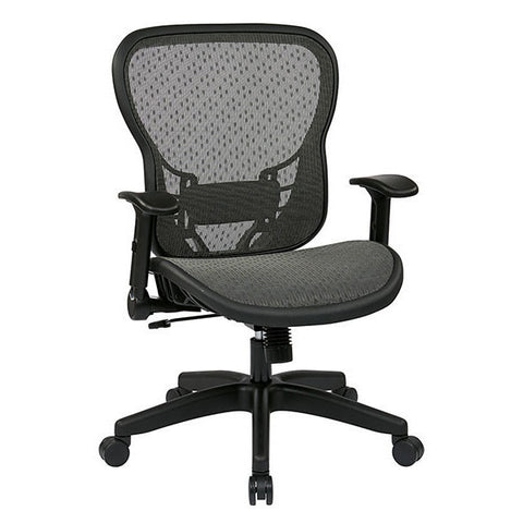 All Mesh Adjustable Flip Arm Ergonomic Task Chair