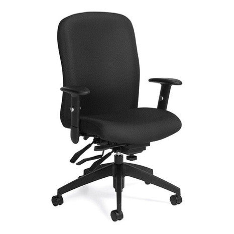 Truform High Back 24/7 Big & Tall Executive Multi-Tilter