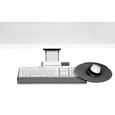 Humanscale White 6G System 900 Keyboard & Clip Mouse