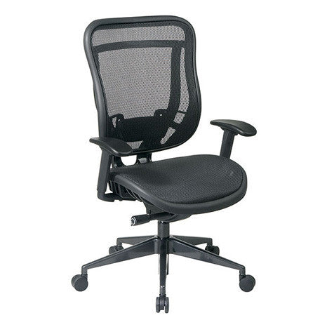 Big & Tall 818 Executive Mesh Office Chair