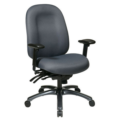 Multi-Function High Back Task Chair