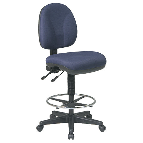 Ergonomic Drafting Stool