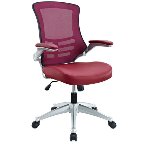 Flip Arm Computer Task Chair