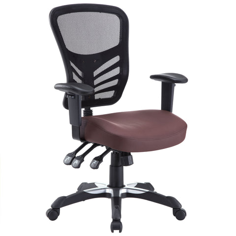 Multi-function Leatherette Task Chair