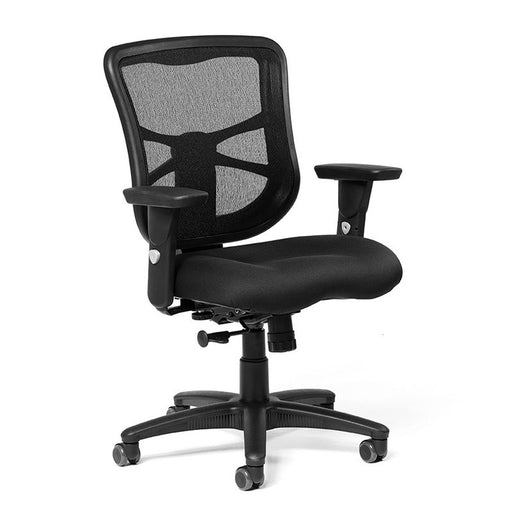 Milan Mid Back Multi-Purpose Mesh Task Chair by Enwork